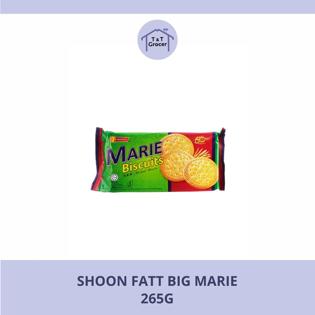 Shoon Fatt Biscuit Big Marie 265g <Wholesale>
