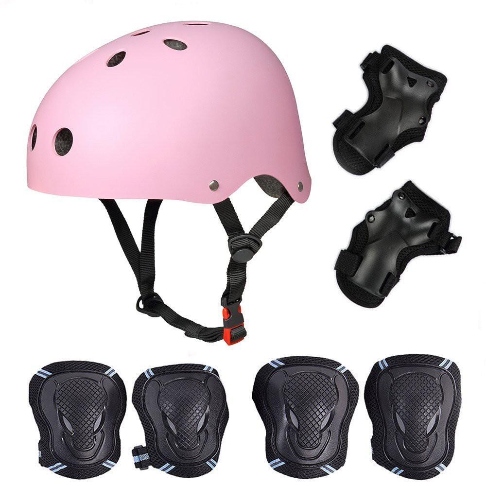 78de1698a6f Disney Pixar Cars Kids Skate / Bike Helmet Pads & Gloves - 7 Piece Set  : Spo | Shopee Malaysia