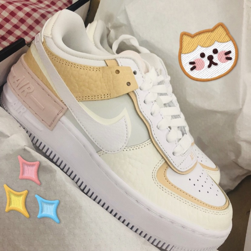Nike Air Force 1 Shadow Af1 Cream Ice Cream Sneakers Ck3172 002 Shopee Malaysia Get this member exclusive product with your nike membership. nike air force 1 shadow af1 cream ice cream sneakers ck3172 002