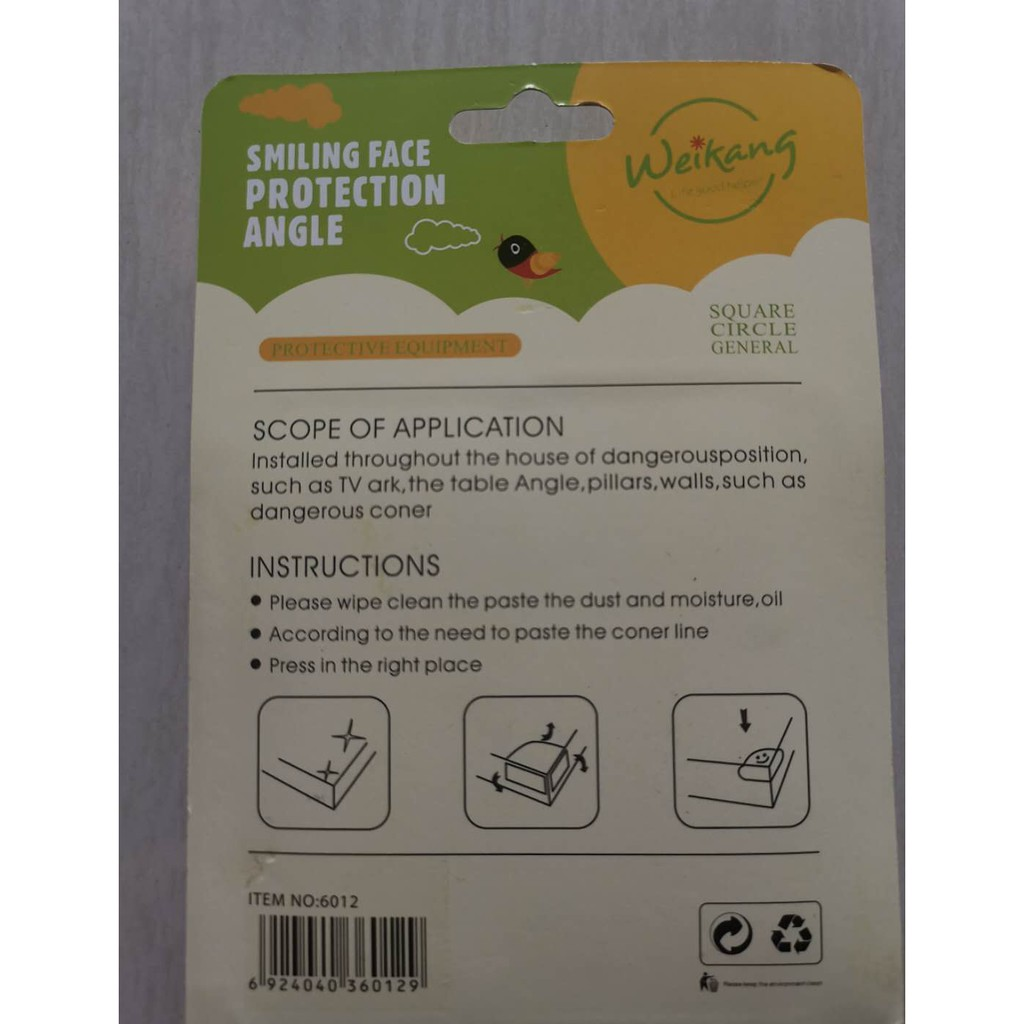 Corner Protector, Baby Proofing Corner Guards, Soft and Transparent, 100% Covered Adhesive, Covers For Sharp furniture