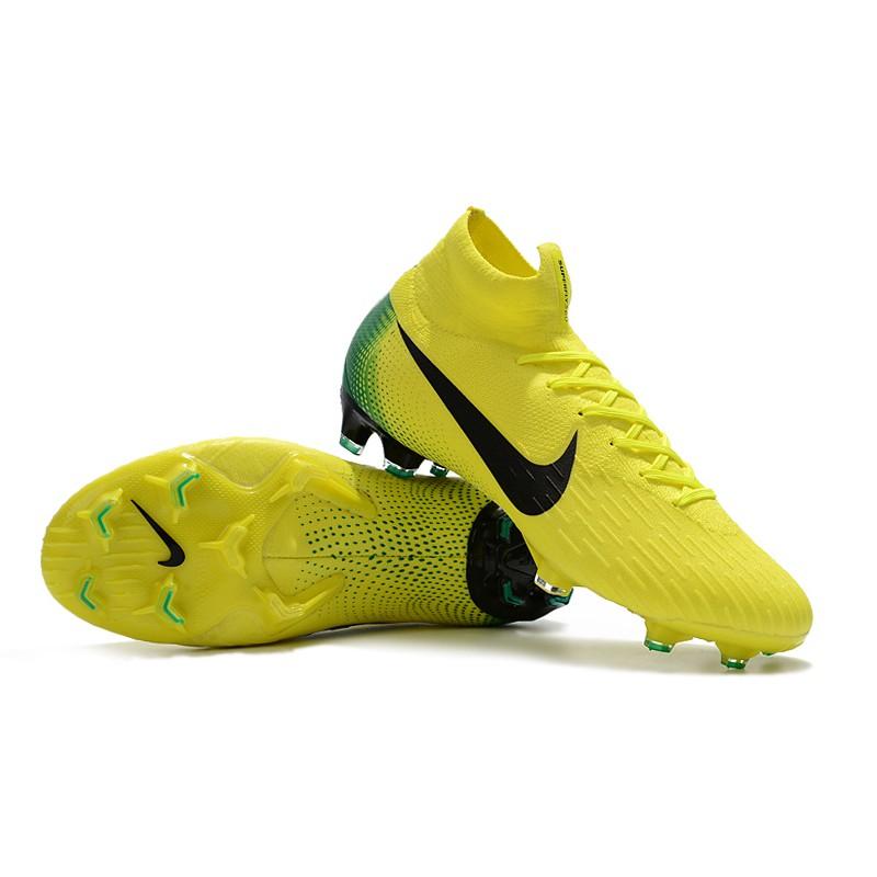 pretty nice 64124 0458d Ready Stock!Nike Mercurial Superfly VI 360 Elite Neymar FG Men Football  Shoes Soccer Sports Shoes