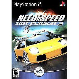 PS2  Need For Speed : Hot Prusuit 2 / Underground 2 / Underground / Most Wanted / Undercover [Burning Disk]