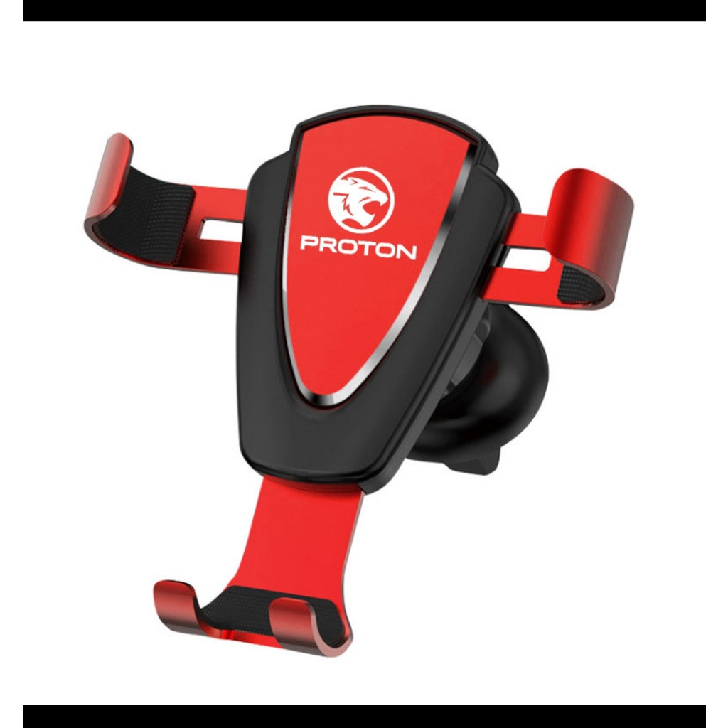 Suitable for malaysia proton perodua air outlet gravity car mobile phone navigation bracket