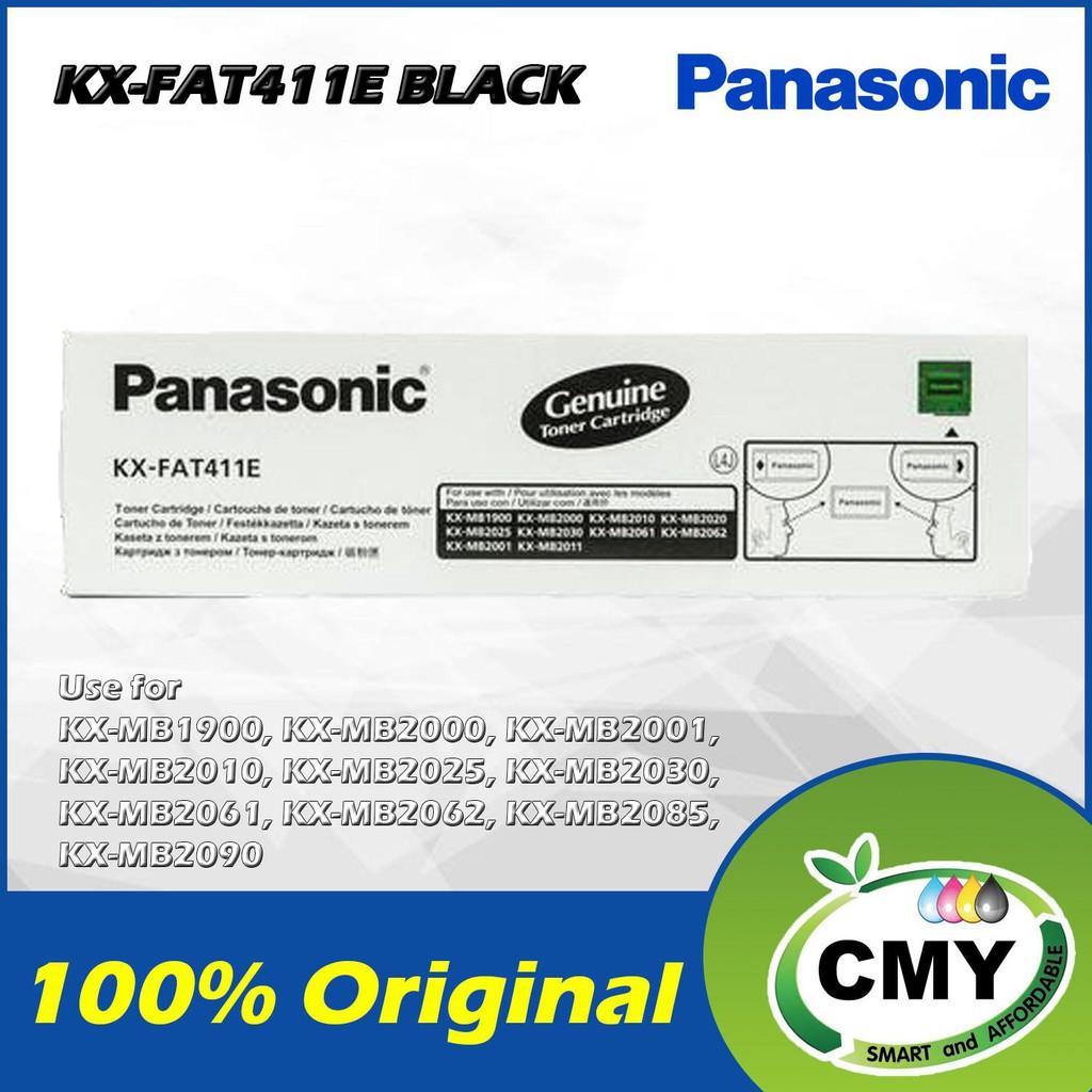 Panasonic KX-FAT411E Genuine Toner