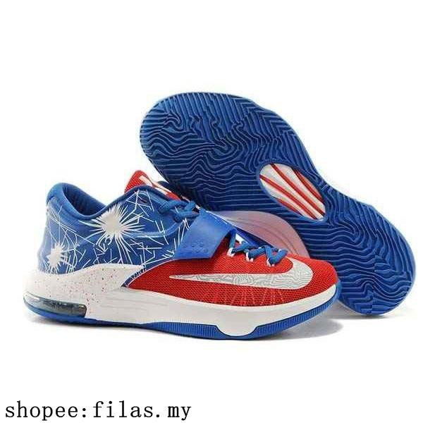 info for promo code catch Nike Zoom KD 7 Red Blue White