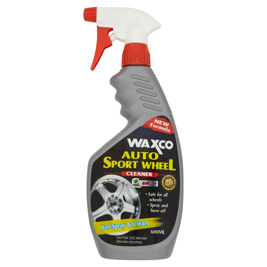 Waxco Auto Sport Wheel Cleaner (600ml)