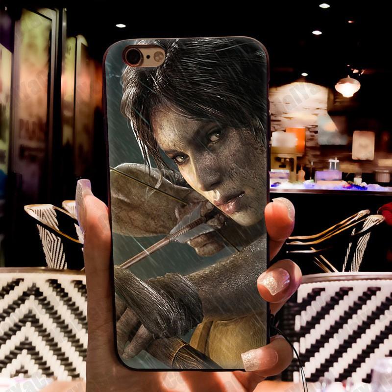 coque iphone 7 tomb raider