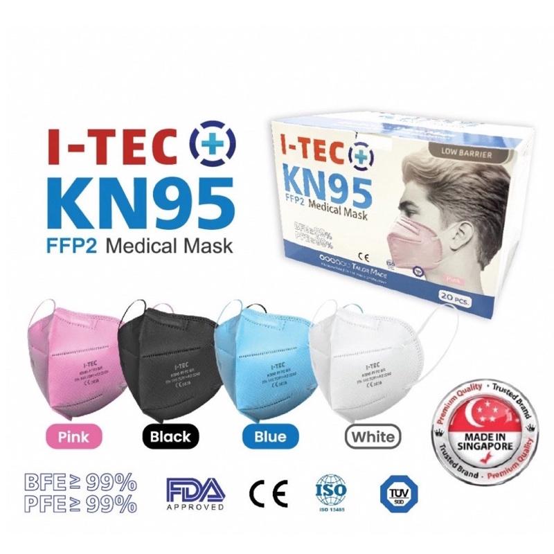 I -TEC KN95 FFP2 Medical Mask