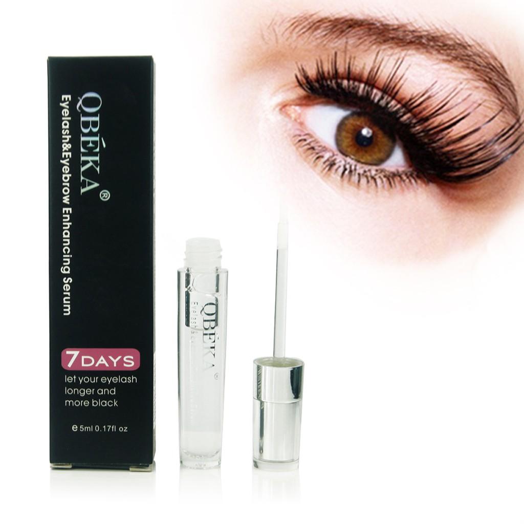1bd4c45ba72 QBEKA Lash Enhancing Liquid Eyelash Growth Serum Longer Thicker Blacker  Eyebrow | Shopee Malaysia