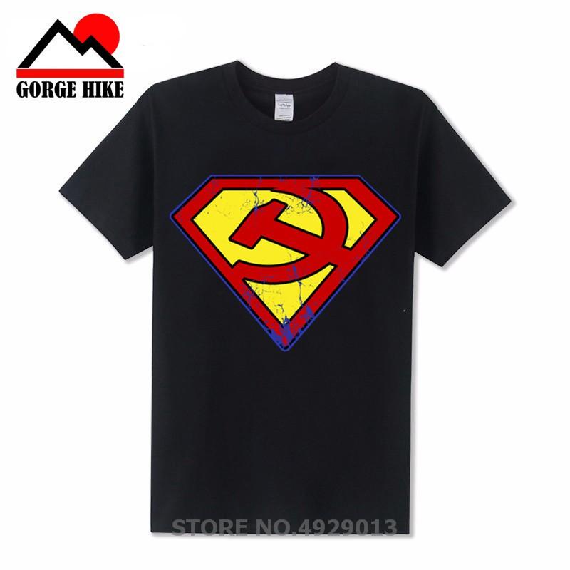 Superman CCCP T-Shirt