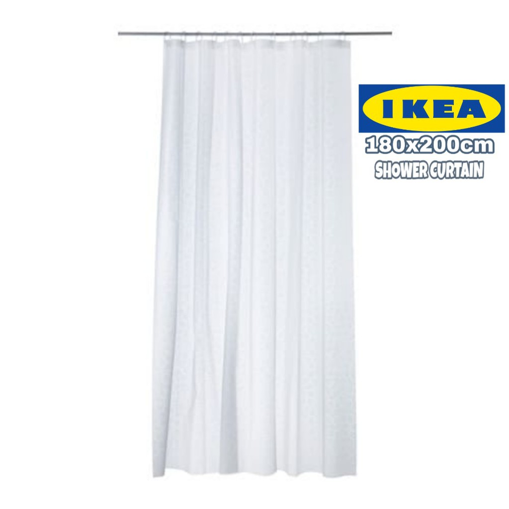 Shower Curtain Ikea Innaren