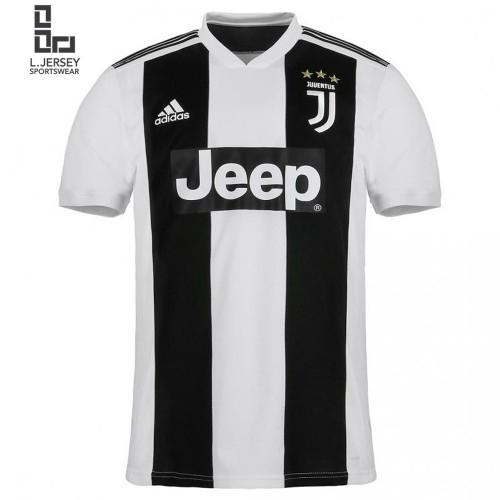 Juventus Men Home Grade AAA Fans Jersey and Short