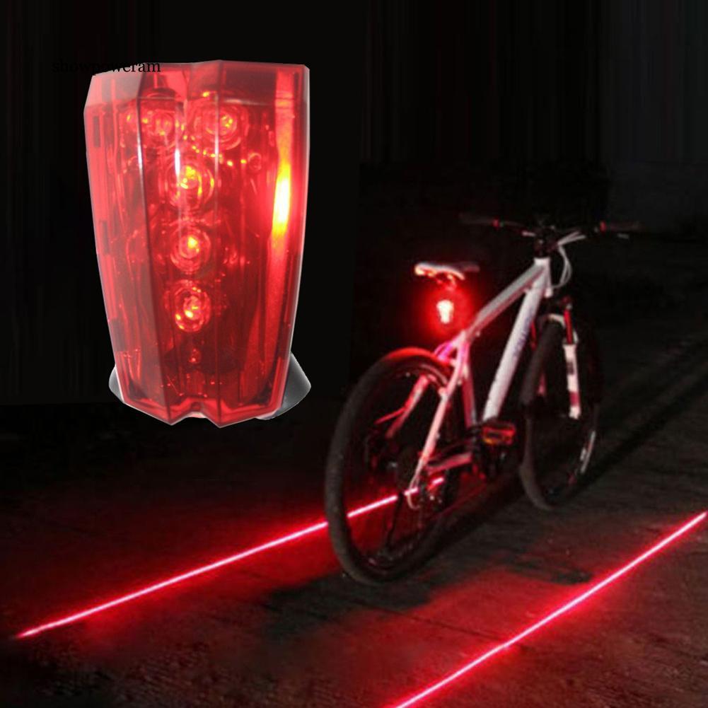 Led Bike Cycling Rear Lights Waterproof Warning Safety Flashing Tail Light Hot