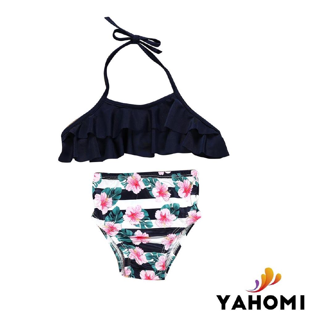 e088437d4ab2 Rs♪-Newest Baby Child Girl Bikini Set Swimwear Swimwear Bathing Suit |  Shopee Malaysia