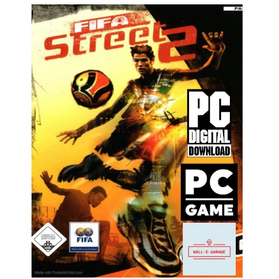 FIFA STREET 2 [PC VERSION] [PC DIGITAL DOWNLOAD]
