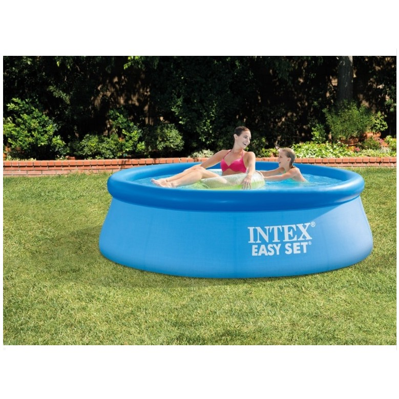 Original INTEX 8ft pool for Family Easy Set Swimming Pool Kolam Mandi 8kaki  Easy Set