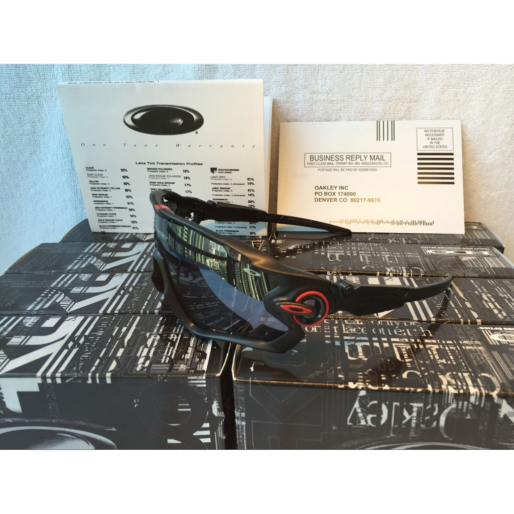 efae9502161 Oakley Sunglasses Polarized Madman Dark Carbon Prizm Daily Black Grey  Iridium