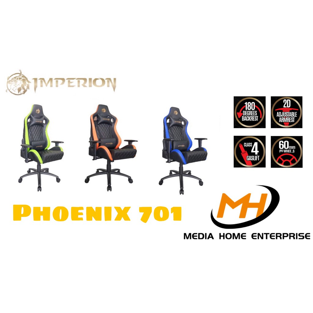 Imperion Gaming Chair Phoenix 701