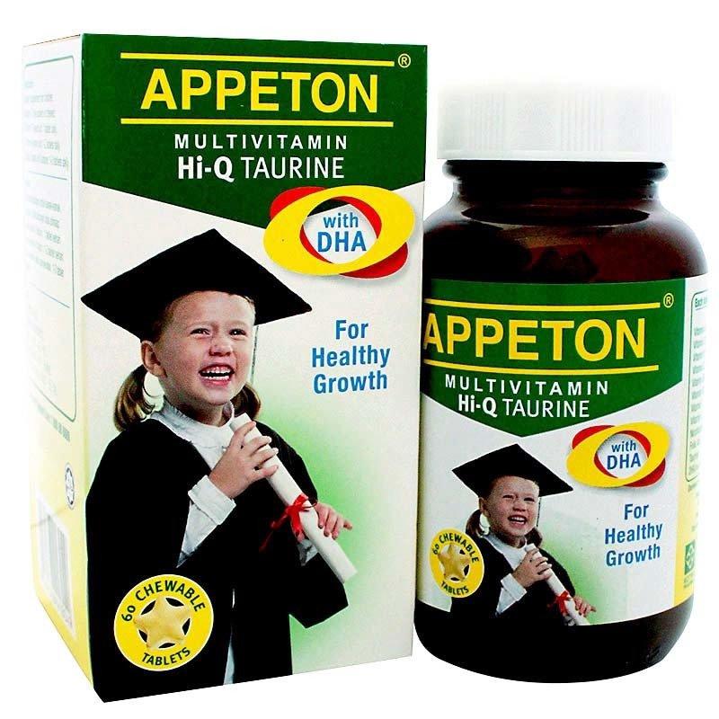 Appeton HI-Q TAURINE 60\'S