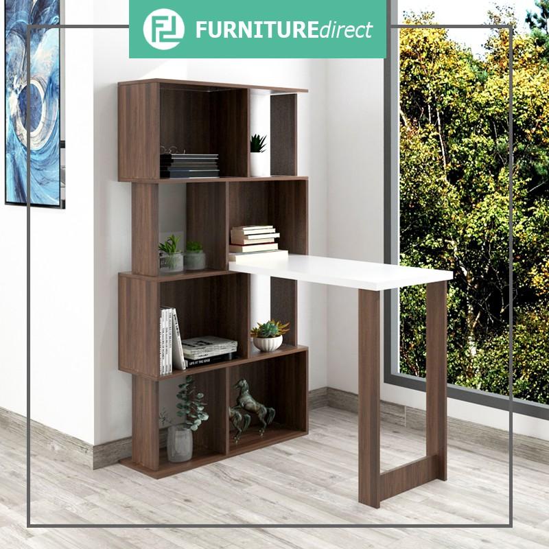 Furniture Direct KOJA Space saver tranformation study desk