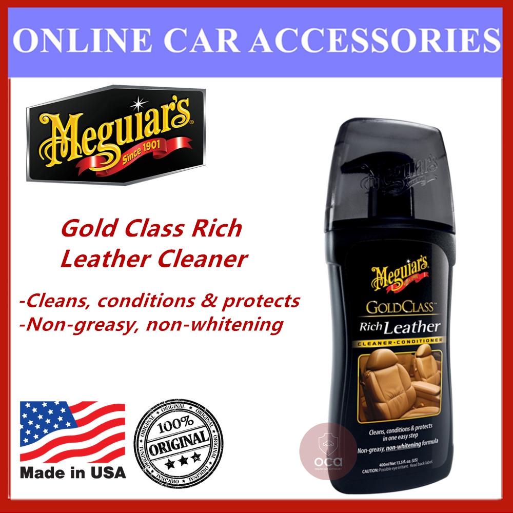 Meguiar's / Meguiars  Gold Class Leather Cleaner ( G17914)