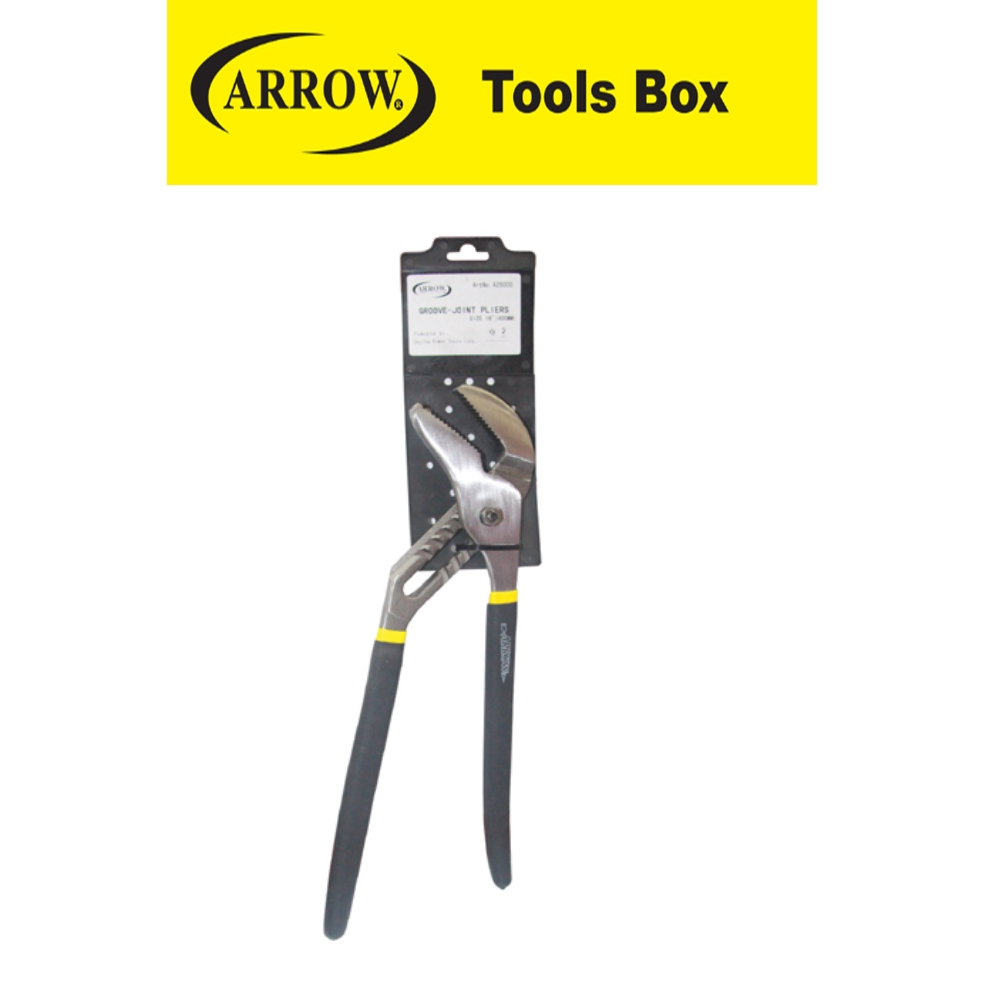 READY STOCK!! ARROW A26000 16'' 40mm GROOVE JOINT PLIER EASY USE SAFETY