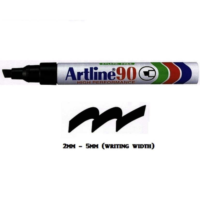 Artline 90 High Performance Permanent Marker