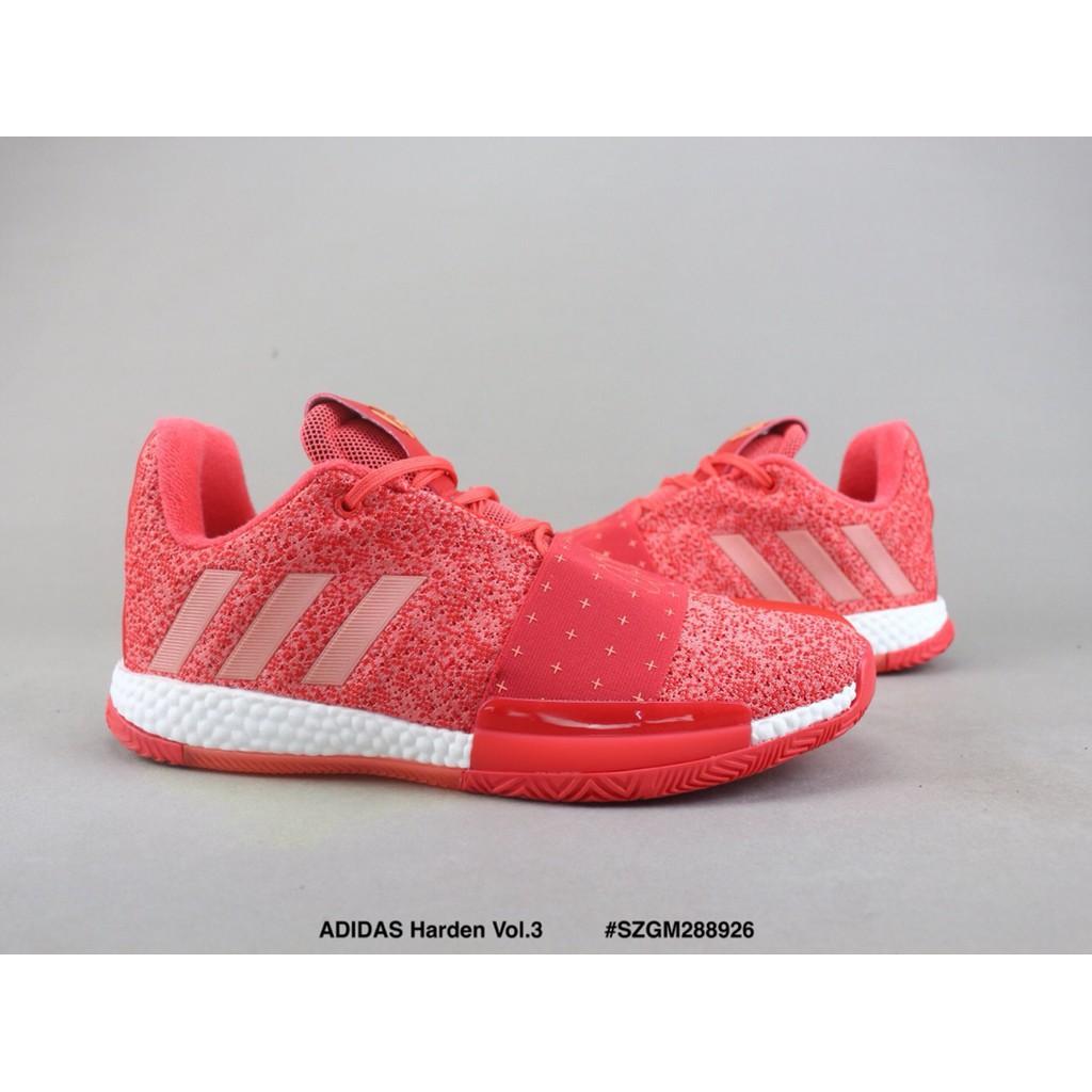 Original ADIDAS Harden Vol.3 low top basketball shoes