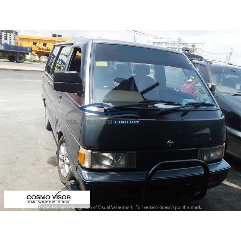 92fd0a38ce Nissan Vanette C22 VAN - DOOR   SIDE MIRROR (NEW)