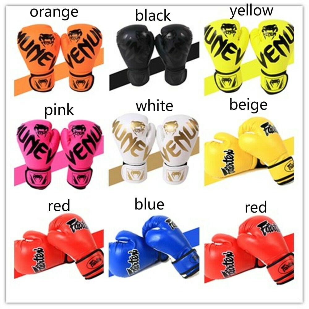 Venum challenger 3.0 Boxing Gloves MMA BJJ Muay Thai Sparring white//black