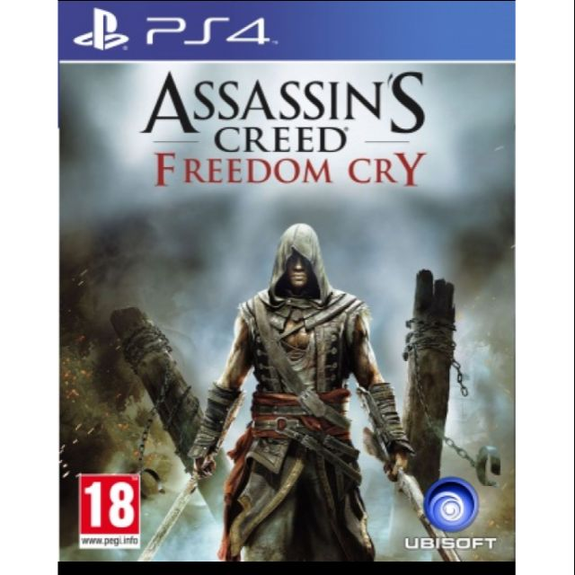 Assassin Creed Freedom Cry Ps4 Shopee Malaysia
