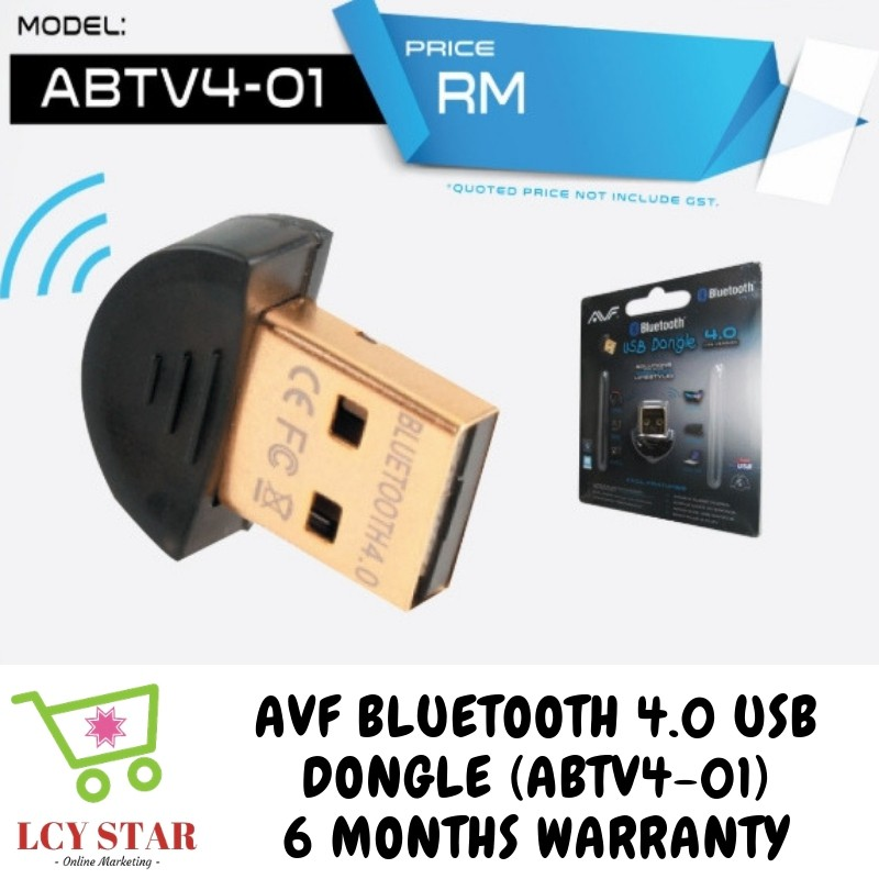 AVF BLUETOOTH DONGLE WINDOWS VISTA DRIVER DOWNLOAD
