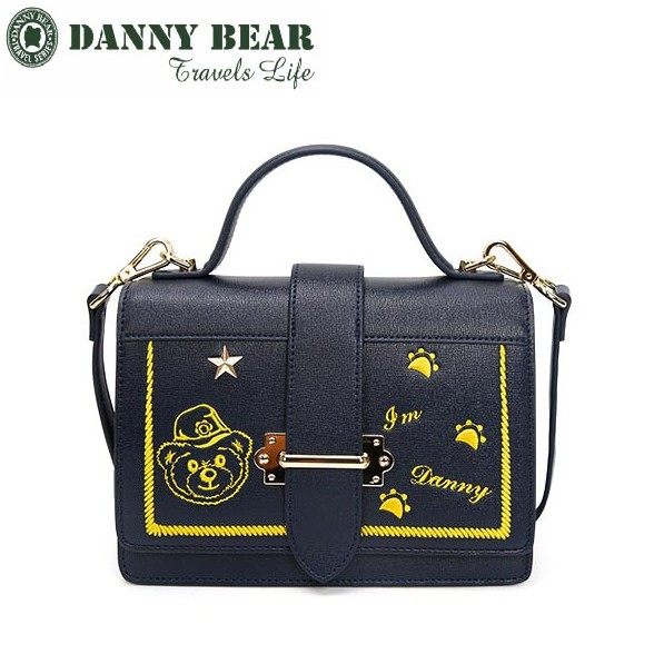 55eb7b48bf DANNY BEAR JEANS SERIES LIMITED EDITION DINNER MESSENGER SLING BAG ...