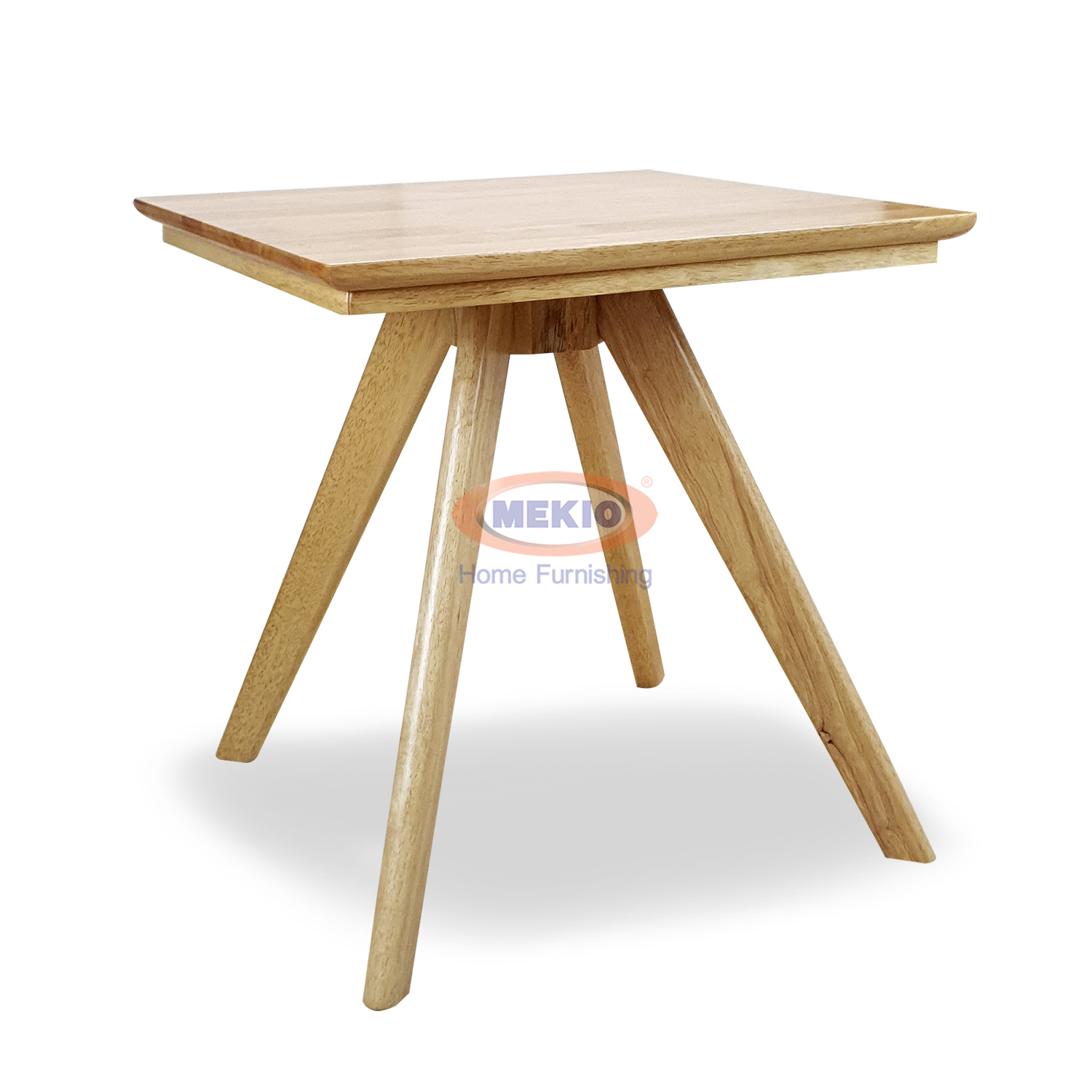 Side Table Solo Rubber Wood
