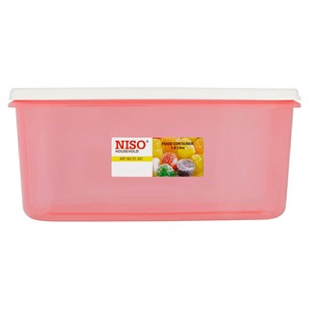 Niso Food Container 900ml FC502