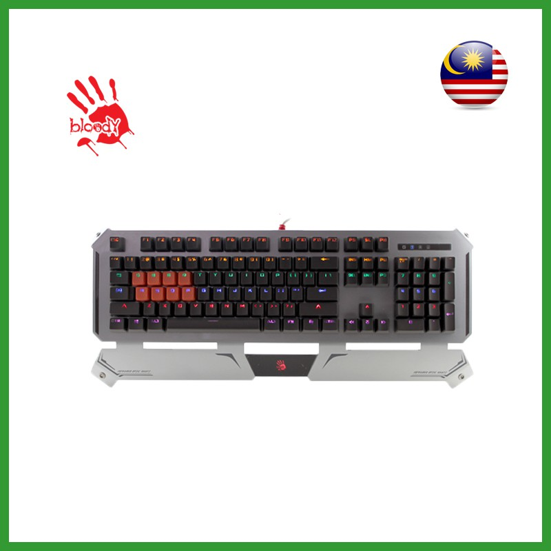 Bloody Light Strike Infrared Switch Mechanical Keyboard B740A