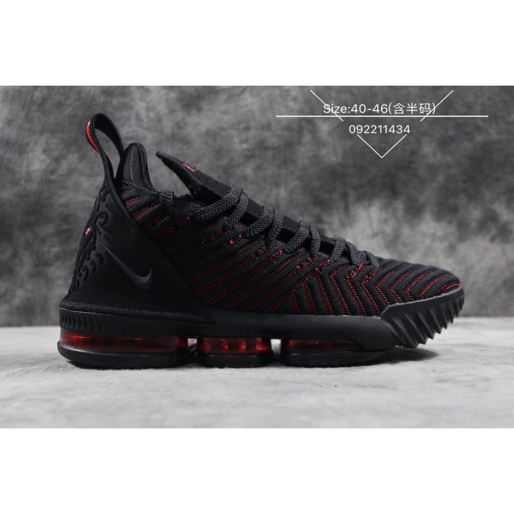 c0823aa452e Ready Stock Original Nike Lebron 15 James XV men s basketball shoes 40-46
