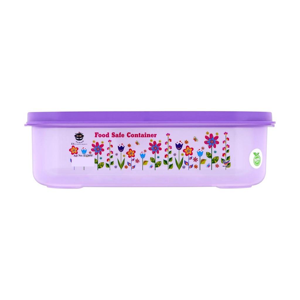 Edverson Flora Food Safe Container ES305F 951m