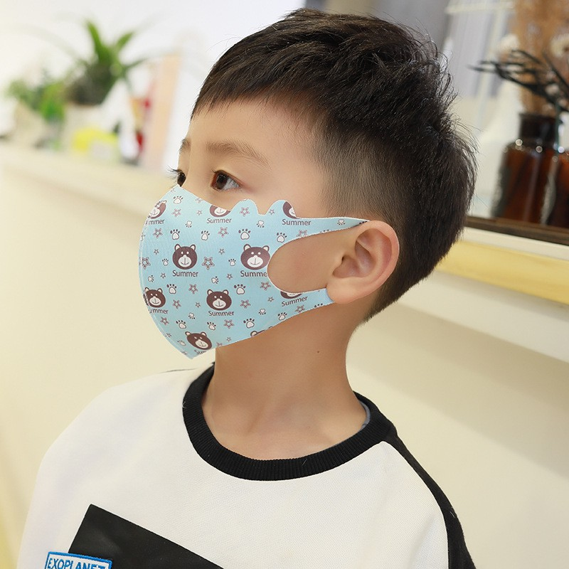 baby life หน้ากากของเด็ก มาใหม่ลายการ์ตูน ใช่ได้อายุ:3-14ปี หน้ากากอนามัยของเด็ก หน้ากากใบปิดป้องกัน รุ่น