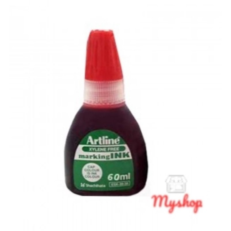 Artline Marking Ink For Permanent Marker 60ml