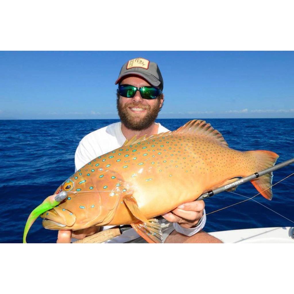 2 packs Varivas Seriola In Barb Jigging Fishing Big Game Assist Hooks Size 3//0
