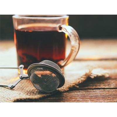 100% PURE & ORGANIC ENGLISH BREAKFAST LOOSE LEAF TEA 125G DAUN TEH