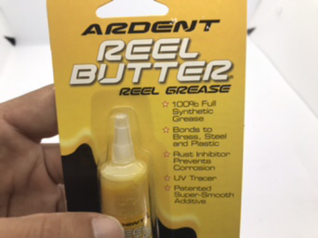 Ardent Reel Butter ( Reel Grease ) | Shopee Malaysia
