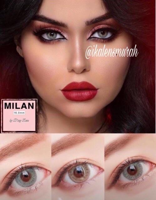 Milan Brown 16mm Lens Shopee Malaysia