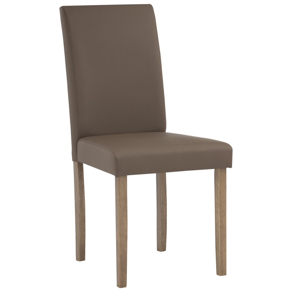 Furniture Direct solid wood legs upholstery dining chair