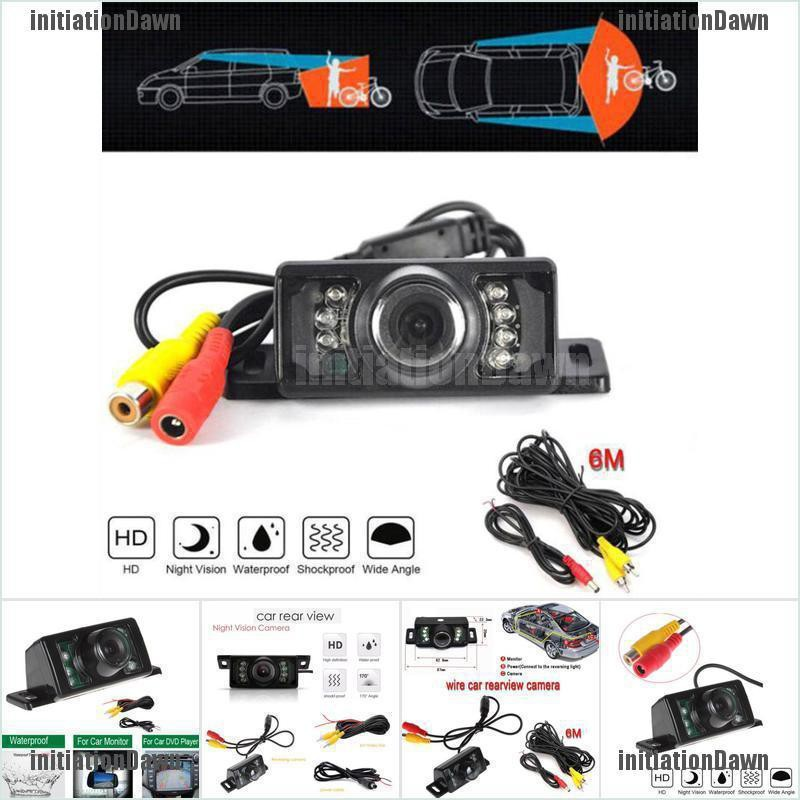 Reverse Backup CCD Car Front Rear View Camera Night Vision Waterproof Clearance!