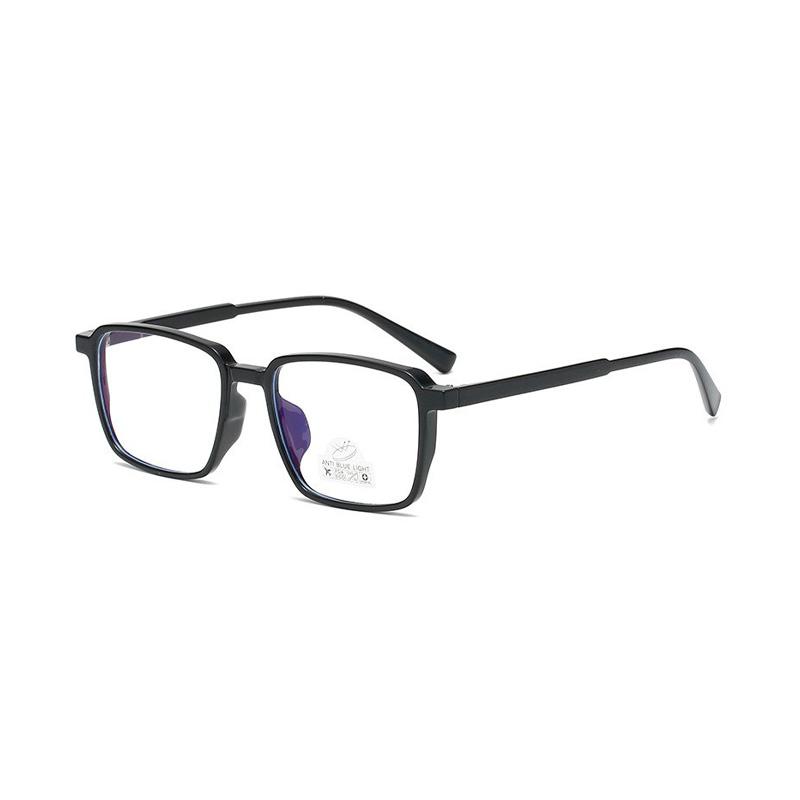 แว่นตา แว่นสายตายาว มีฟิลเตอร์ ป้องกันแสงสีฟ้า แว่นตา TR90 แว่นตาย้อนยุค แว่นตาสายตายาว(+100~+400)