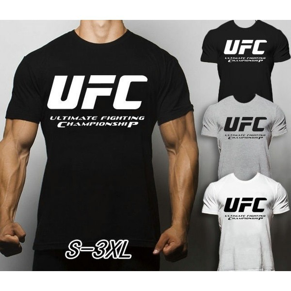 52271b8f ufc shirt - T-shirts & Singlets Prices and Promotions - Men's Clothing Jan  2019 | Shopee Malaysia
