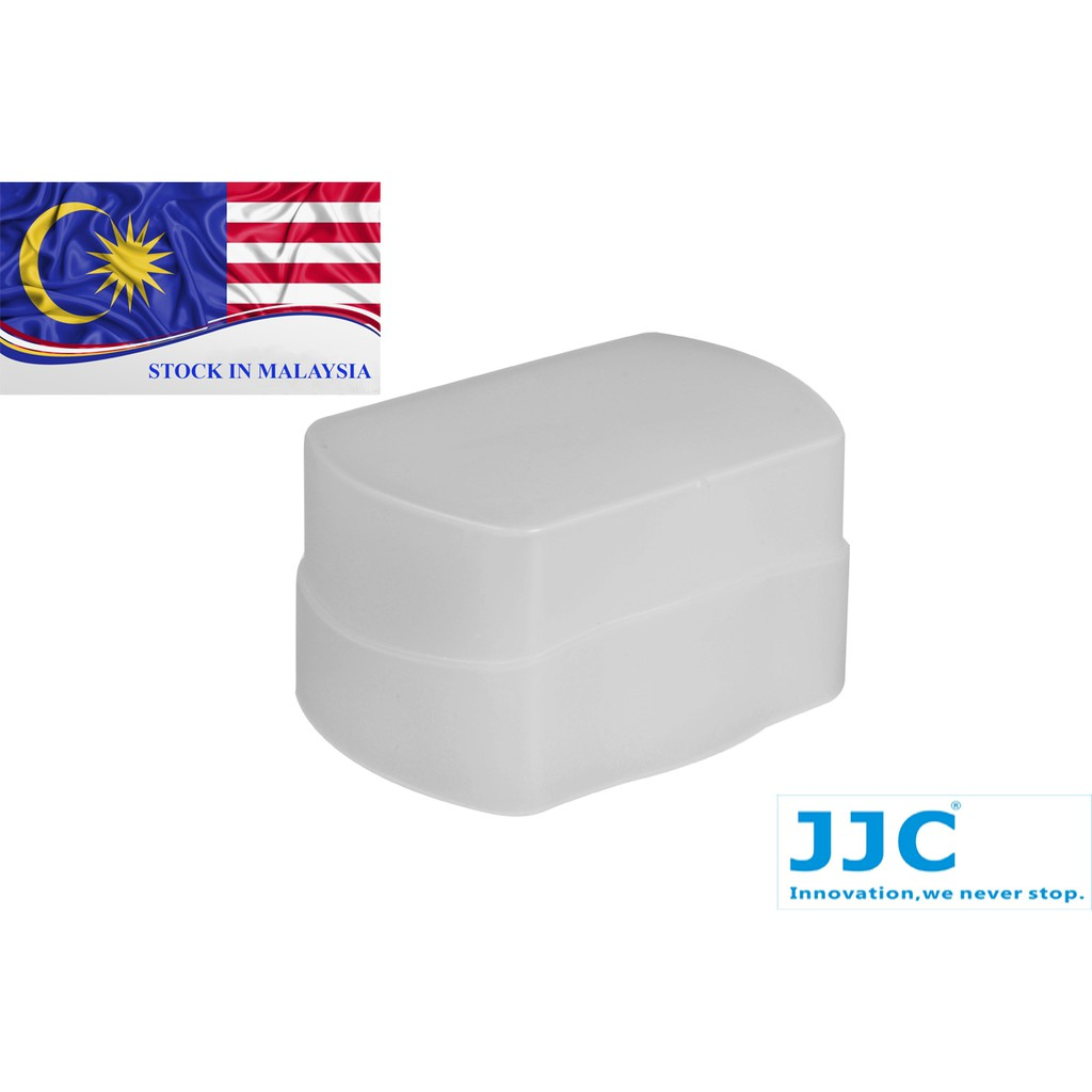 JJC FC-26A Flash Diffuser For Canon And Yongnuo (Ready Stock In Malaysia)