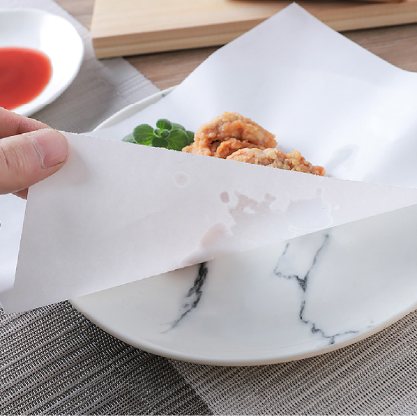 Oil-Absorbing Paper, 50pcs Food Oil Absorbing Paper kitchen Restaurant  Barbecue Use Oil Absorb Paper Set For Kitchen Oil Film Soup Food Oil  Absorbing | Shopee Malaysia